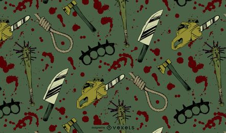 Horror Movie Pattern