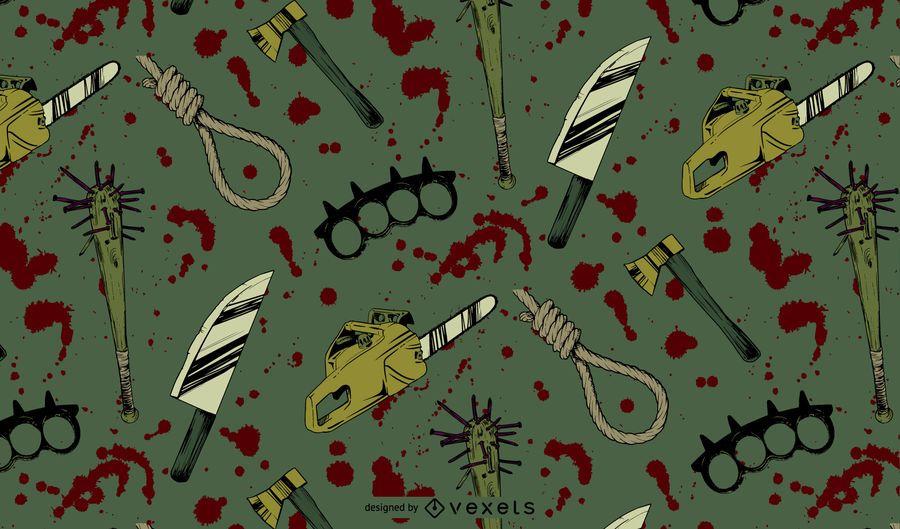 Horrorfilm-Muster