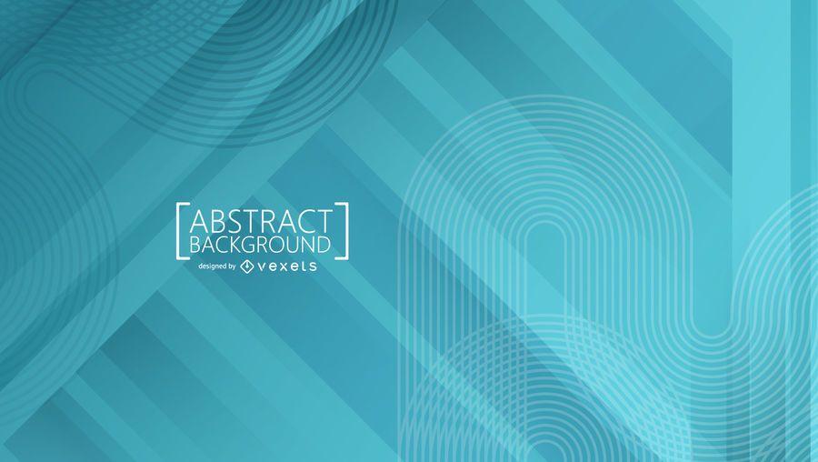 Abstrakter blauer Geschäfts-Hintergrund