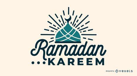 Diseño Ilustración Ramadán