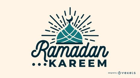 Ramadan-Illustrationsdesign