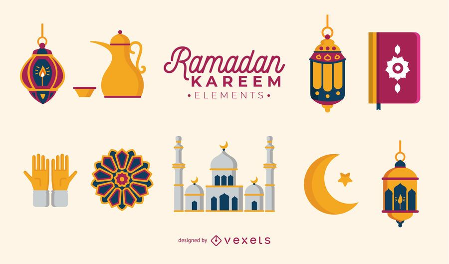 Conjunto de vectores de Ramadán