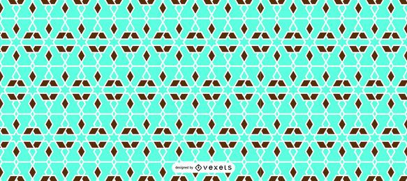 Ramadan Geometric Pattern