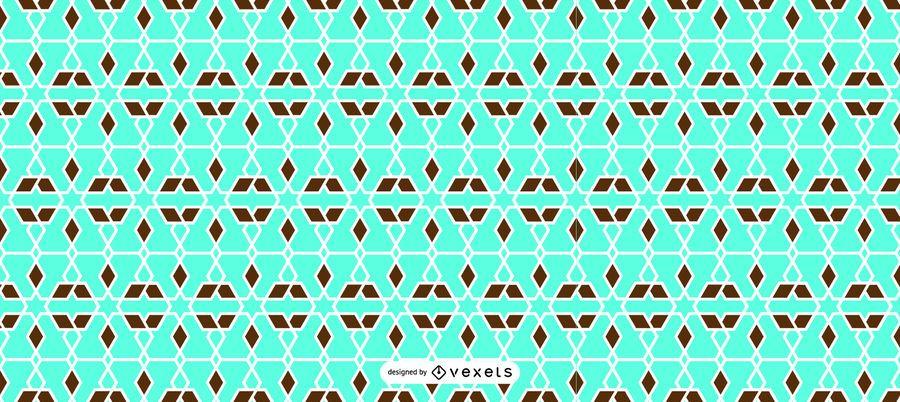Ramadan Geometrisches Muster