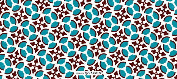 Seamless Ramadan Pattern Design
