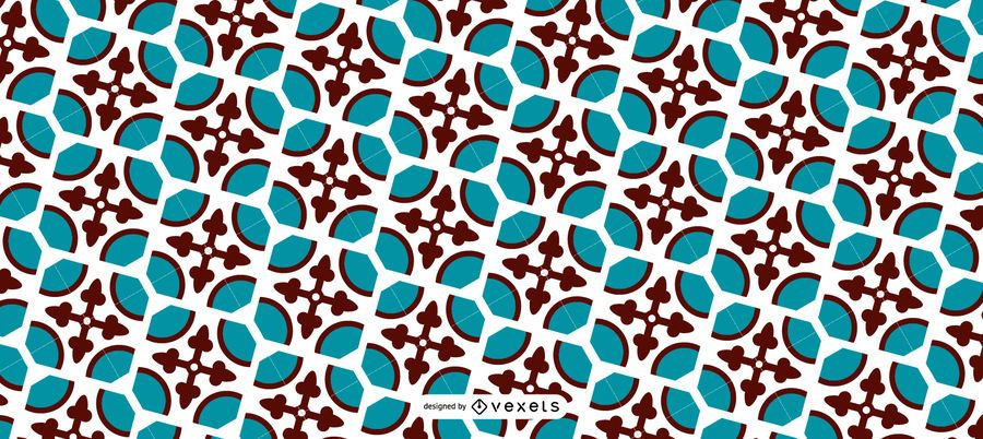 Seamless Ramadan Pattern Design