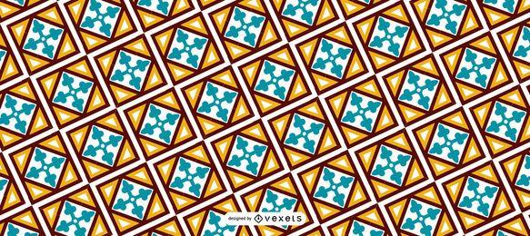 Ramadan Nahtloses Muster