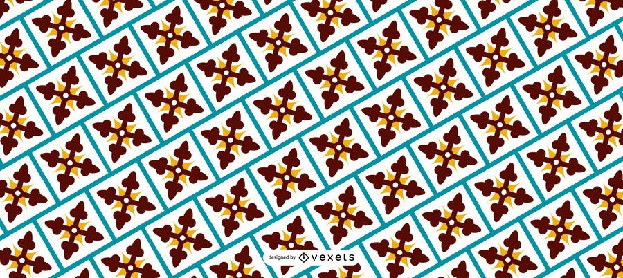 Islamic Ramadan Seamless Pattern