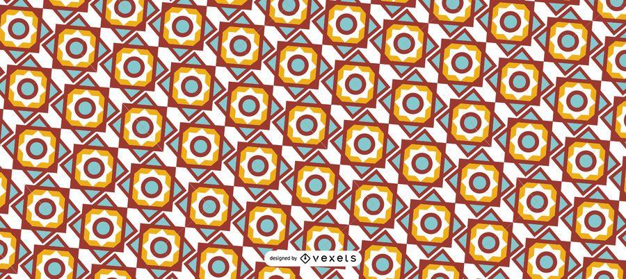 Ramadan Kareem Pattern Design
