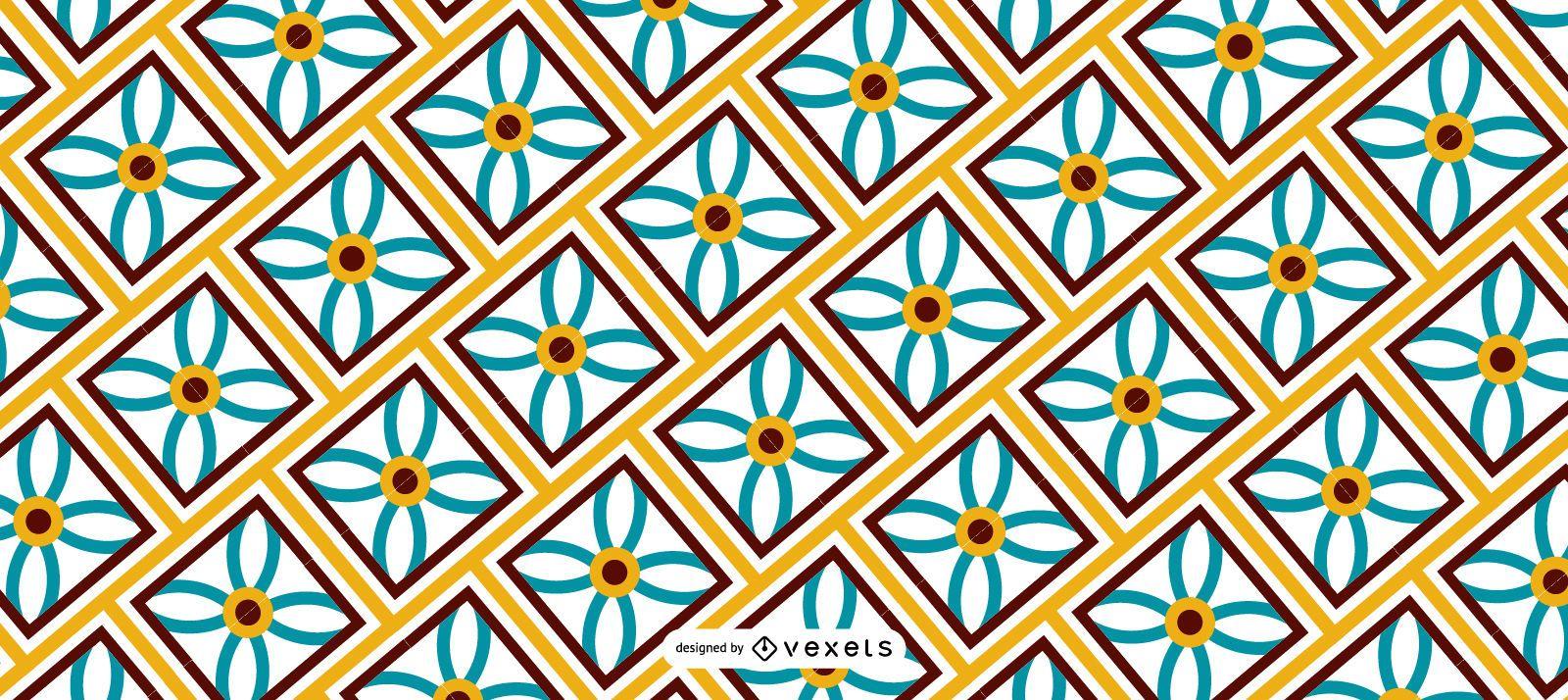 Ramadan Tileable Pattern