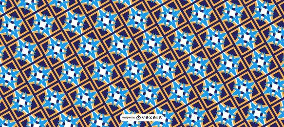 Arabisches Ramadan Kareem-Muster