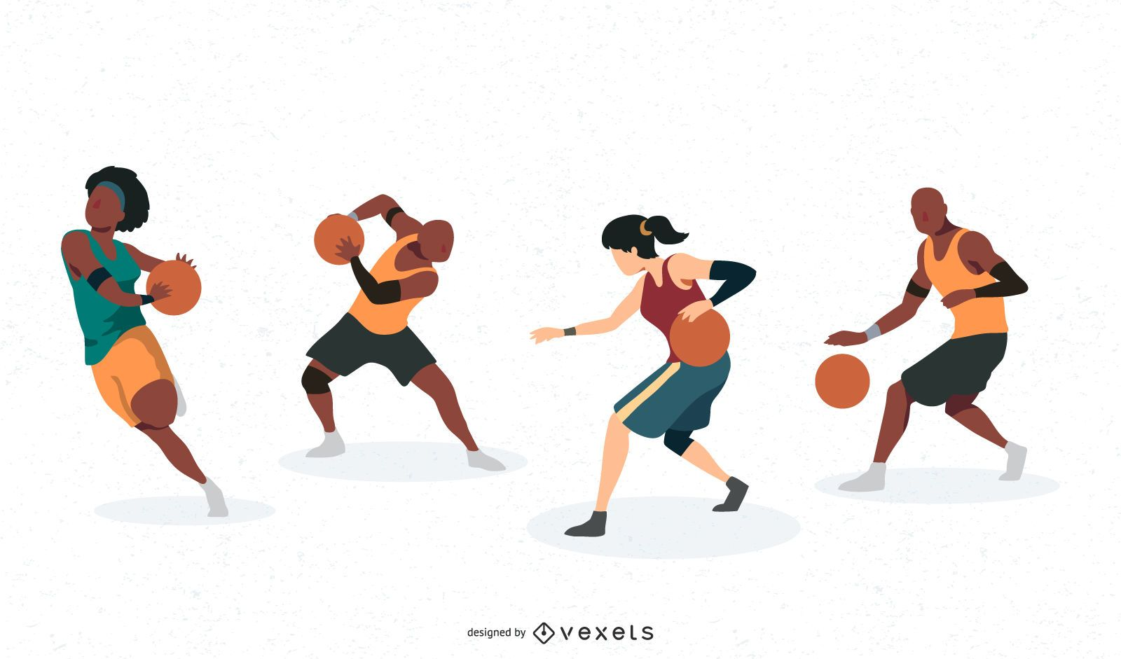 Basketball Player Characters