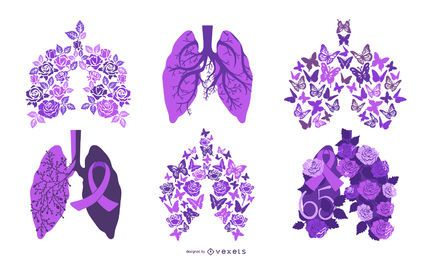 Cystic Fibrosis Awareness Vector Design