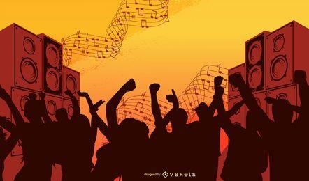 Musikhintergründe