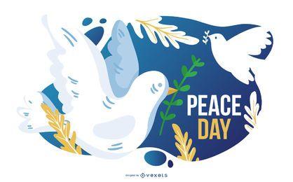 Diseño del día de la paz