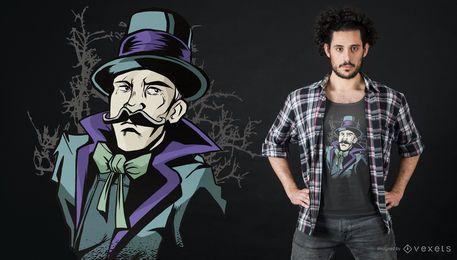 Magier T-Shirt Design