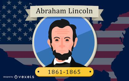 Diseño de Abraham Lincoln