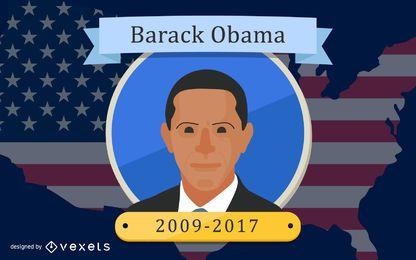 President Barack Obama design