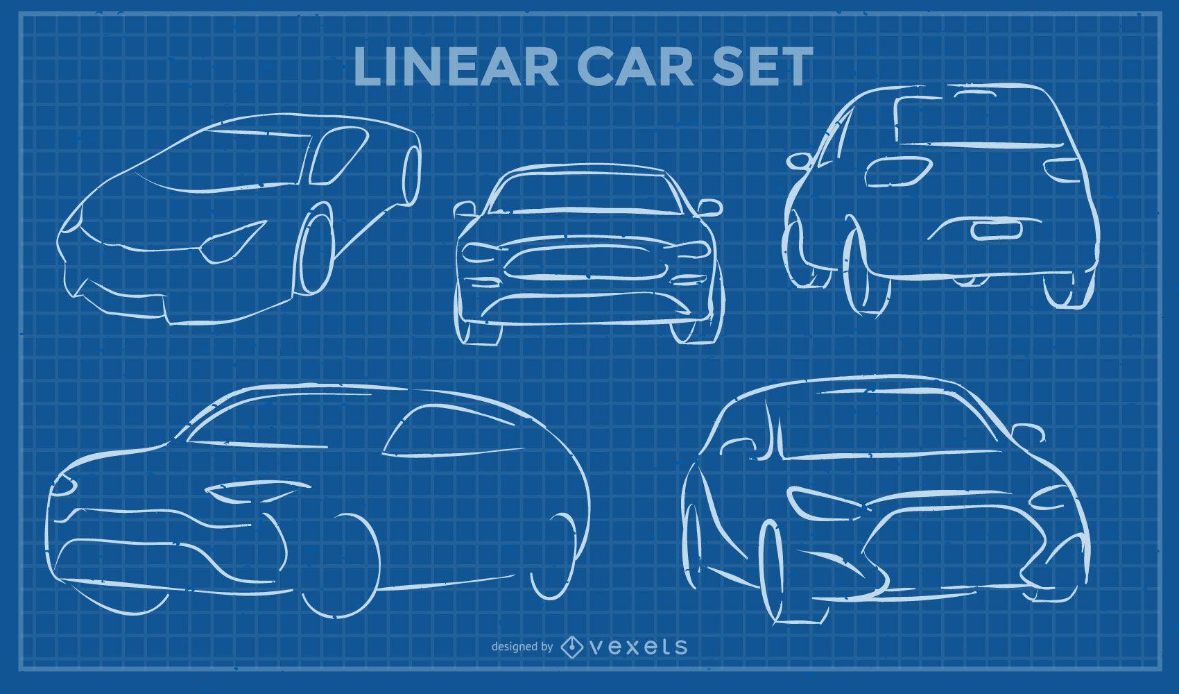 Conjunto Linear De Carro