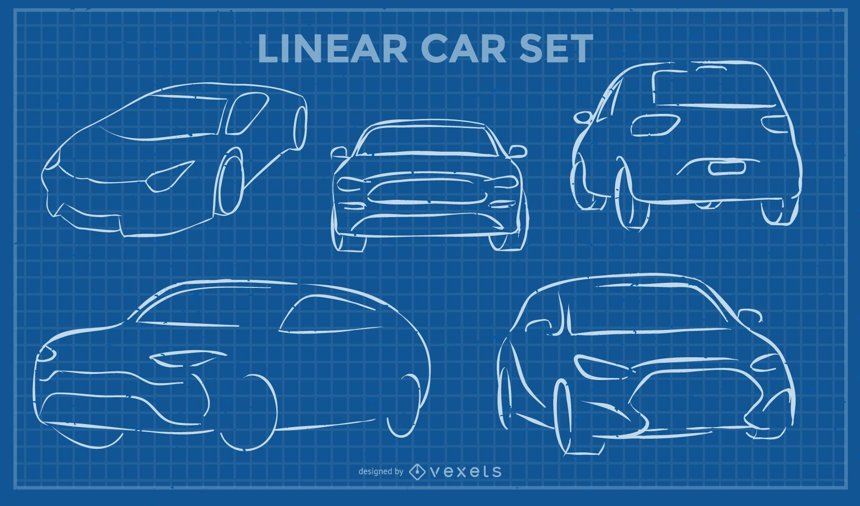 Linear Car Set