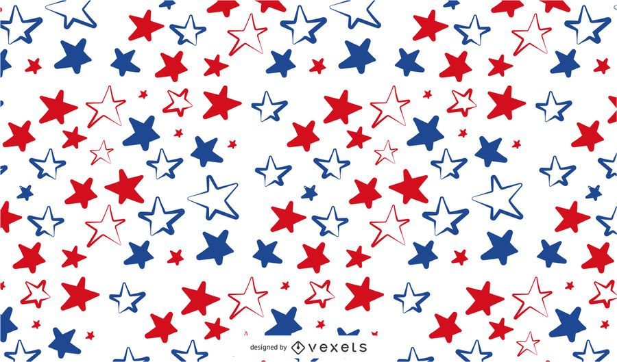 Patrón de estrellas de los Estados Unidos