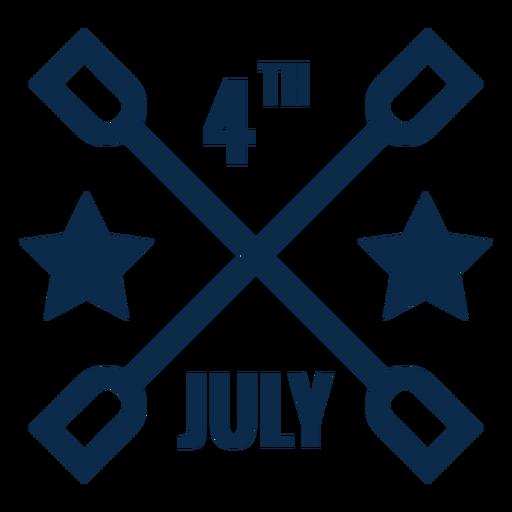 4 de julho plano gráfico Transparent PNG