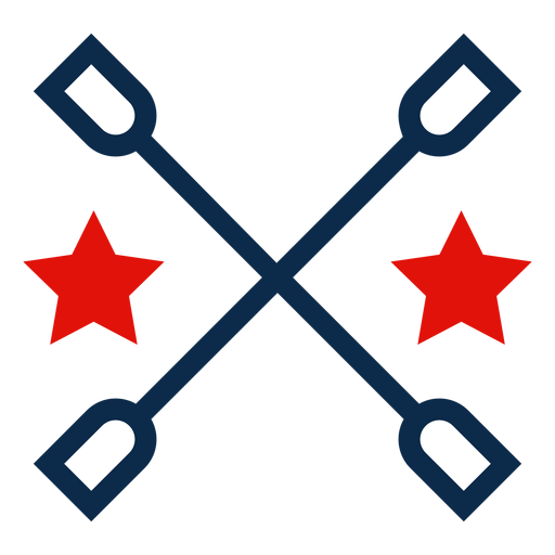 4th july graphic icon Transparent PNG