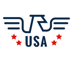 Amerikanischer Adler USA-Symbol