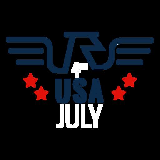 Amerikanischer Adler USA-Symbol Transparent PNG