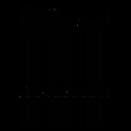 Barcode mit akustischer Gitarre