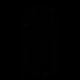 Código de barras com bola de basquete
