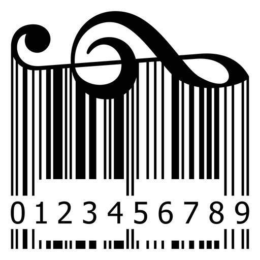 Código de barras con clave