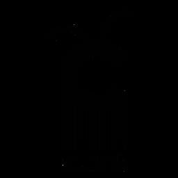 Barcode with cricut logo