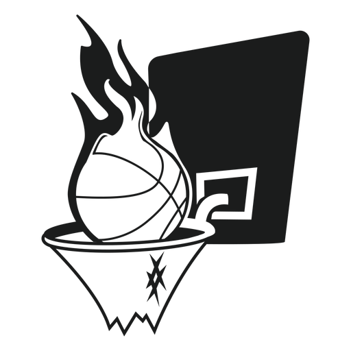 Basketball t shirt graphic Transparent PNG