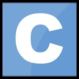 Icono de lenguaje de programación C
