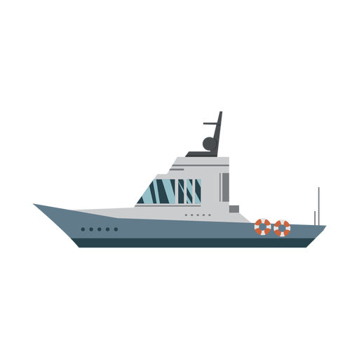 Cabin boat icon Transparent PNG