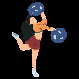 Cheerleader durchführen