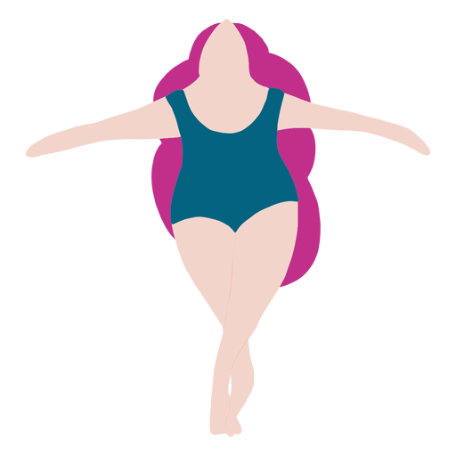 Chubby ballet dancer ballet Transparent PNG