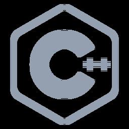 Linguagem de programação Cpp plana