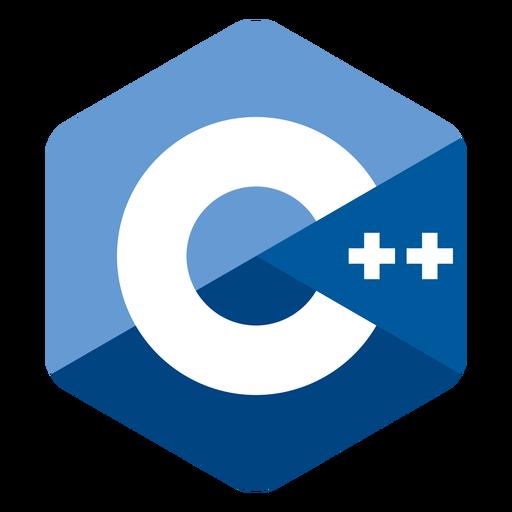 Icono de lenguaje de programación Cpp Transparent PNG