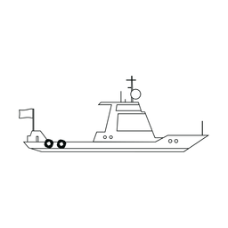Cruiser-Bootslinie