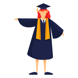 Graduate basic illustration