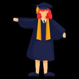 Ilustração básica de pós-graduação
