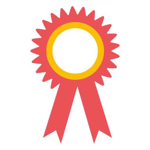 Graduation award ribbon Transparent PNG