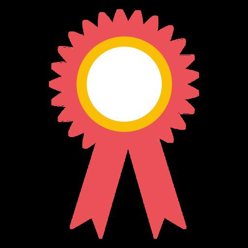 Graduation award ribbon