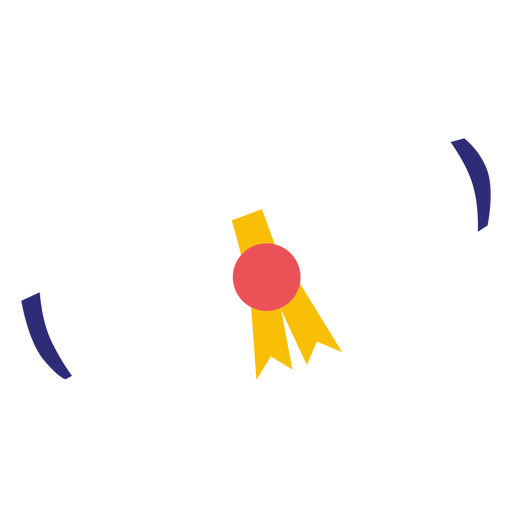 Graduation diploma Transparent PNG