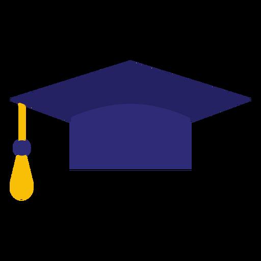 Sombrero de graduacion Transparent PNG