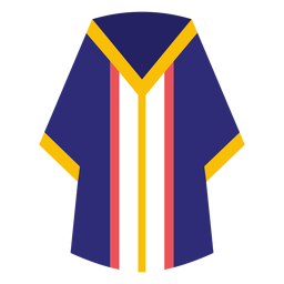 Abschluss Robe