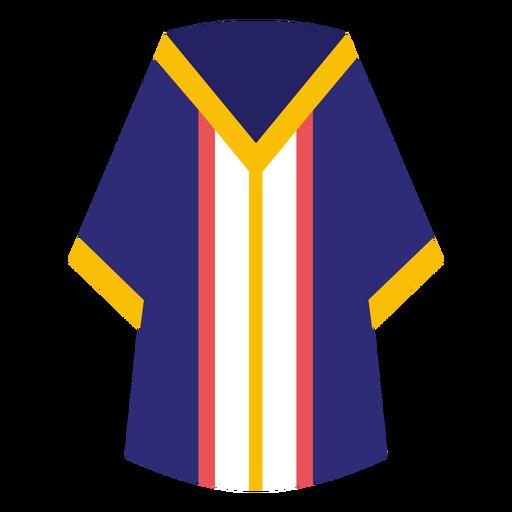 Graduation robe Transparent PNG