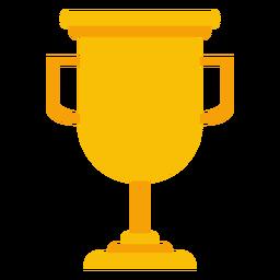 Copa trofeo de graduación
